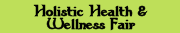 Holistic Health and Wellness Fair Vendor