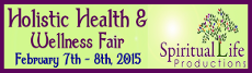 Austin Holistic Health and Wellness Fair - February 2015 - Austin Texas