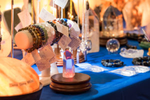 Metaphysical And Holistic Life Expo - crystals and jewelry